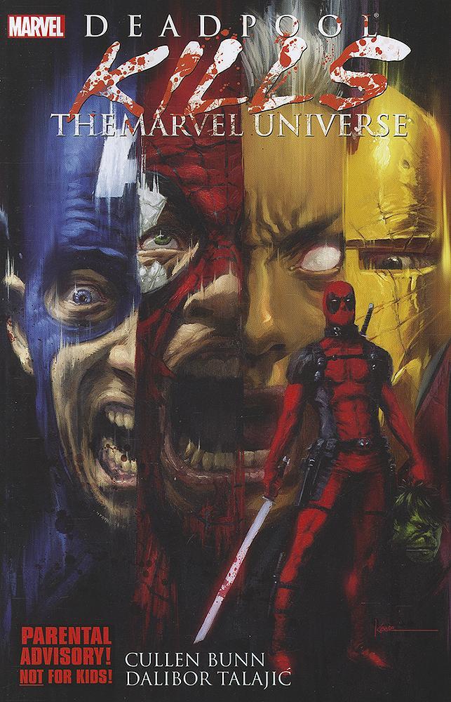 Deadpool Kills the Marvel Universe (Paperback)
