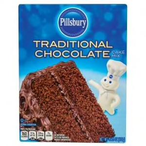 TRADITIONAL CAKE MIX