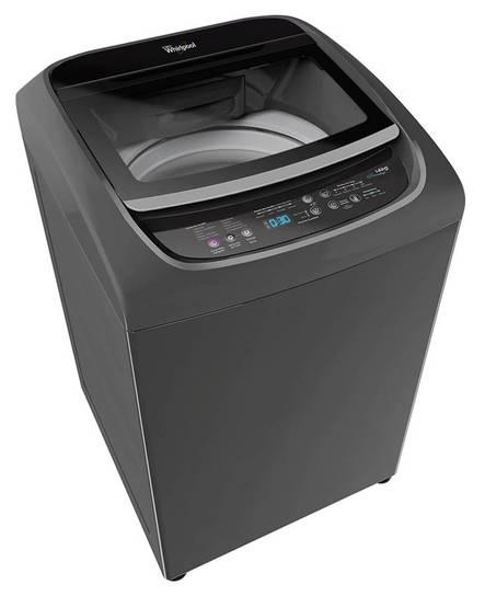 Intelligent automatic washing machine 14kg silver
