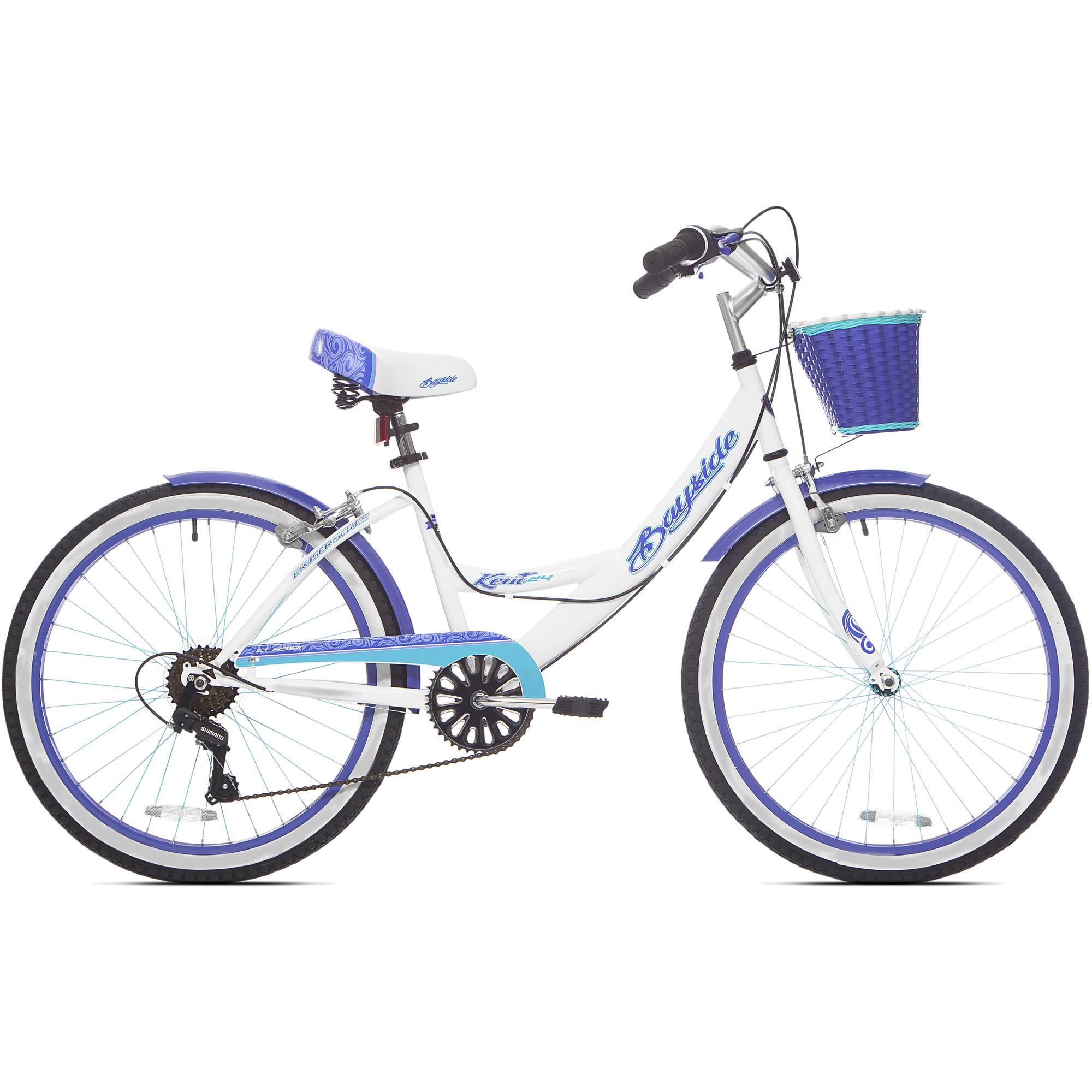 "24"" Bayside Multi-Speed Girl's Bike"
