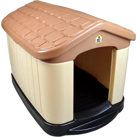 Pet Zone Tuff-N-Rugged All Weather Double Insulated Large Dog House