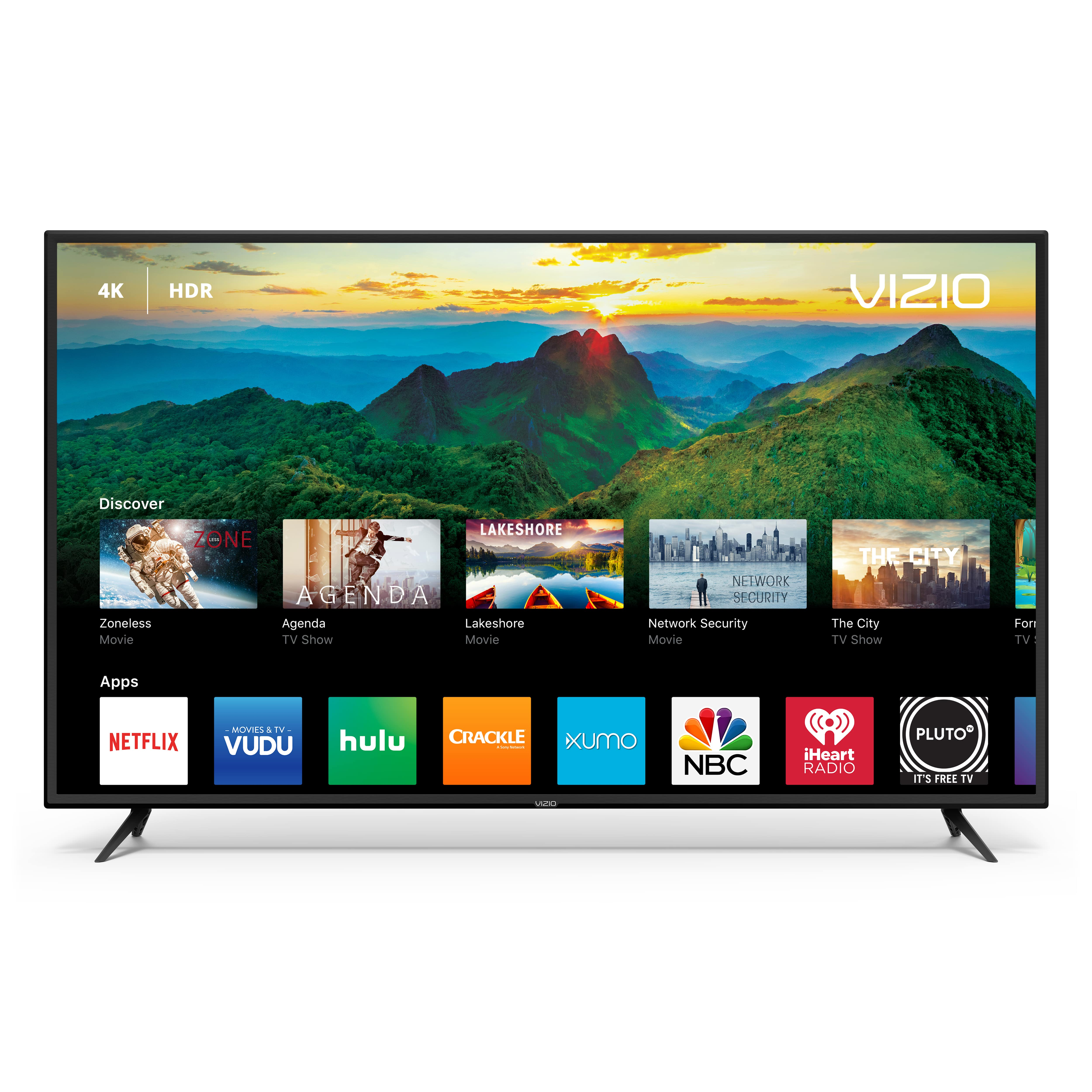 "VIZIO D-Series 60"" Class 4K (2160P) Ultra HD HDR Smart LED TV (D60-F3) (2018 Model)"