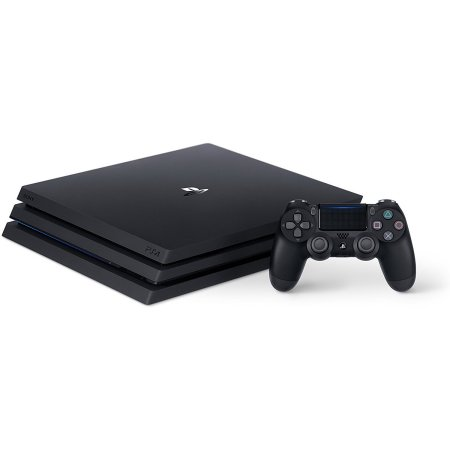 PlayStation 4 Pro 1TB Gaming Console, Black, 3001510