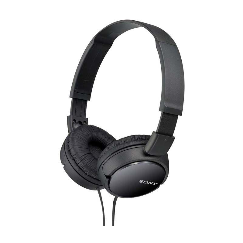 Sony - Headband Headphones - Black