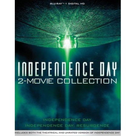 Independence Day: 2-Movie Collection (Blu-ray)