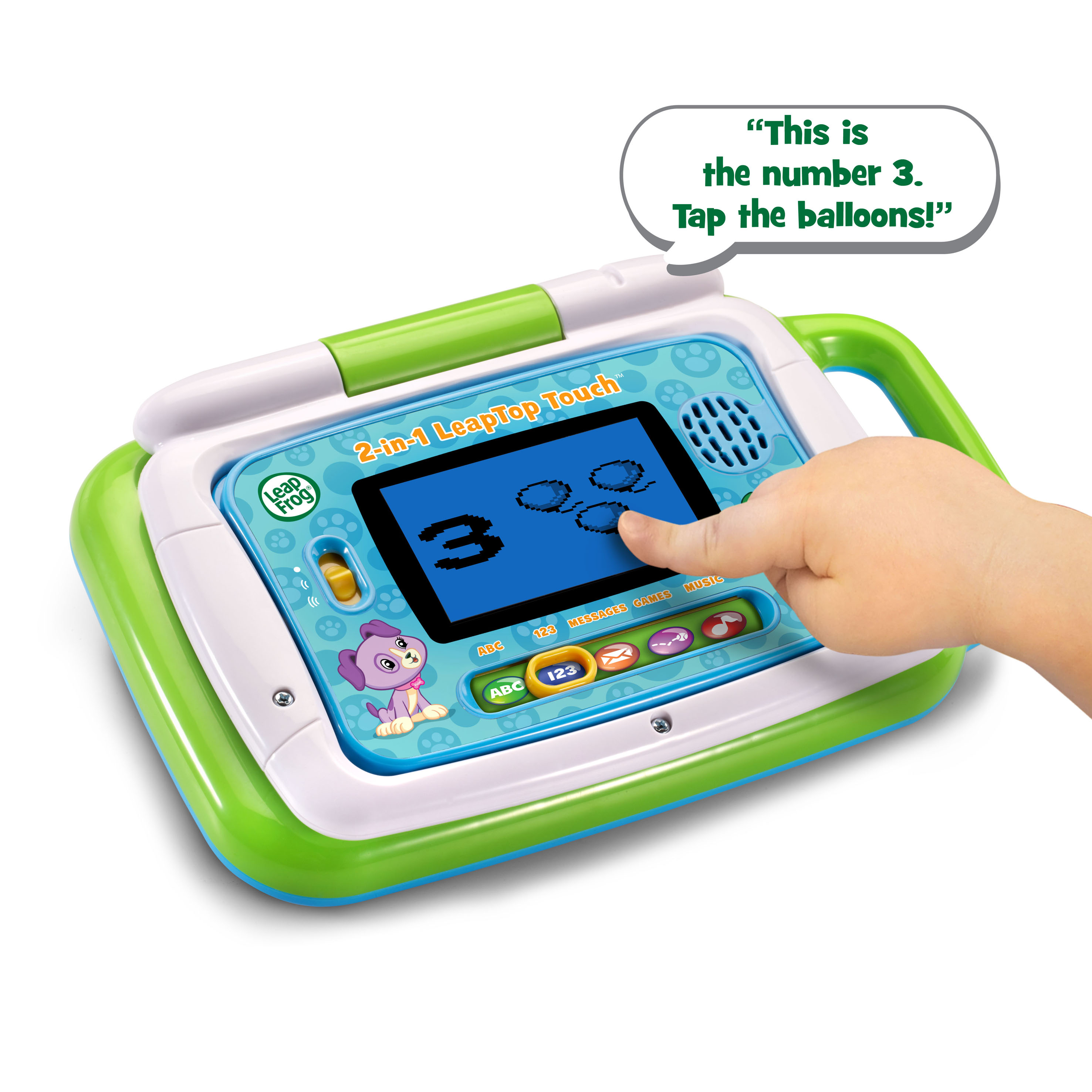 (LF) 2-in-1 LeapTop Touch