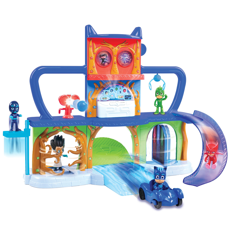 PJ Masks Headquarters Playset