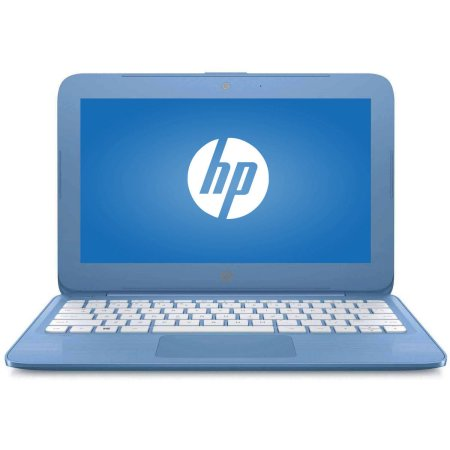 "HP Stream 11.6"" Laptop, Windows 10 Home, Intel Celeron N3060 Processor, 4GB RAM, 32GB eMMC Storage, Refurbished"