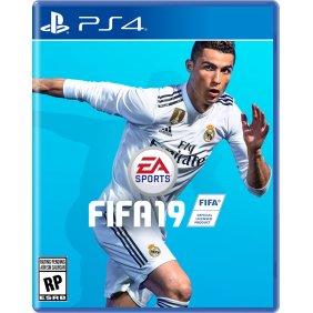 FIFA 19, Electronic Arts, PlayStation 4.