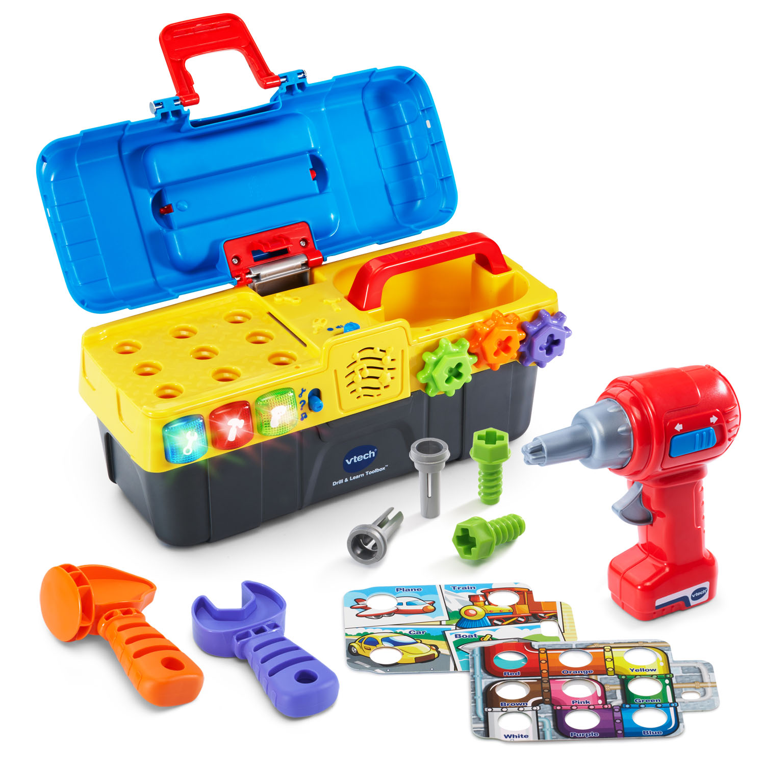VTech® Drill & Learn Toolbox™