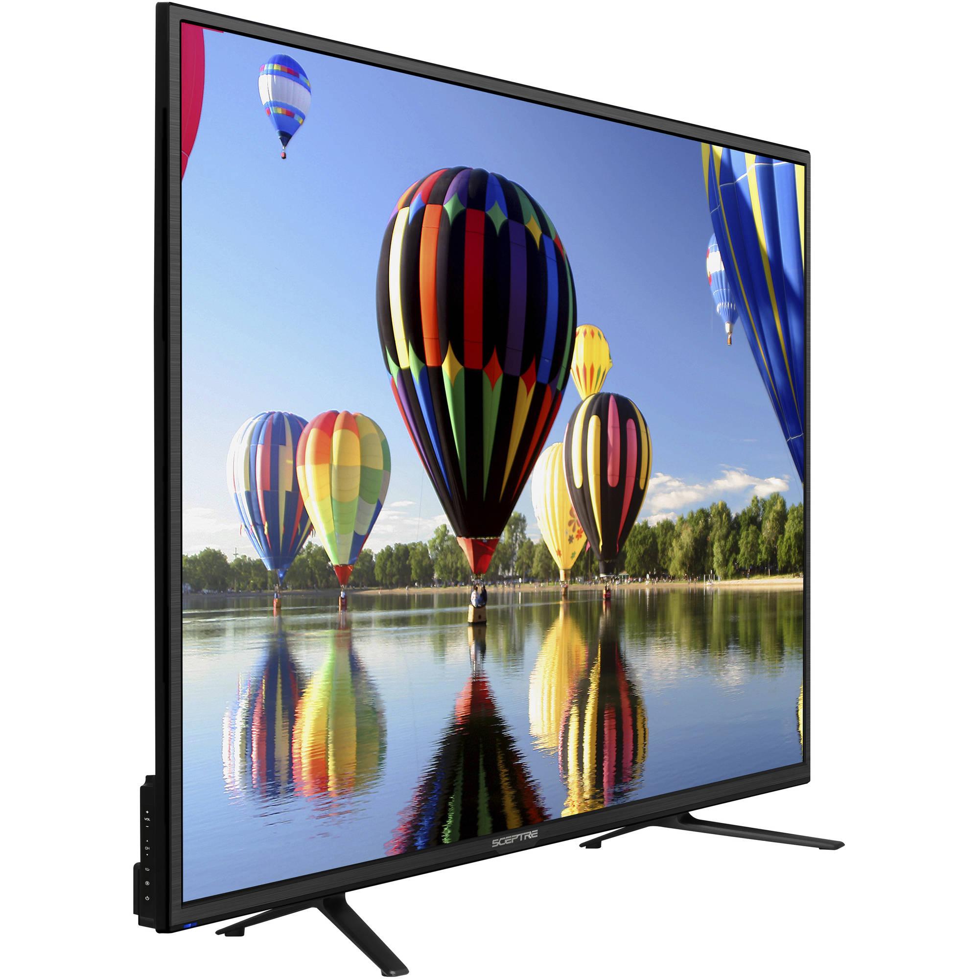 """Sceptre 43"""" Class 4K (2160P) LED TV (U435CV-U)"""