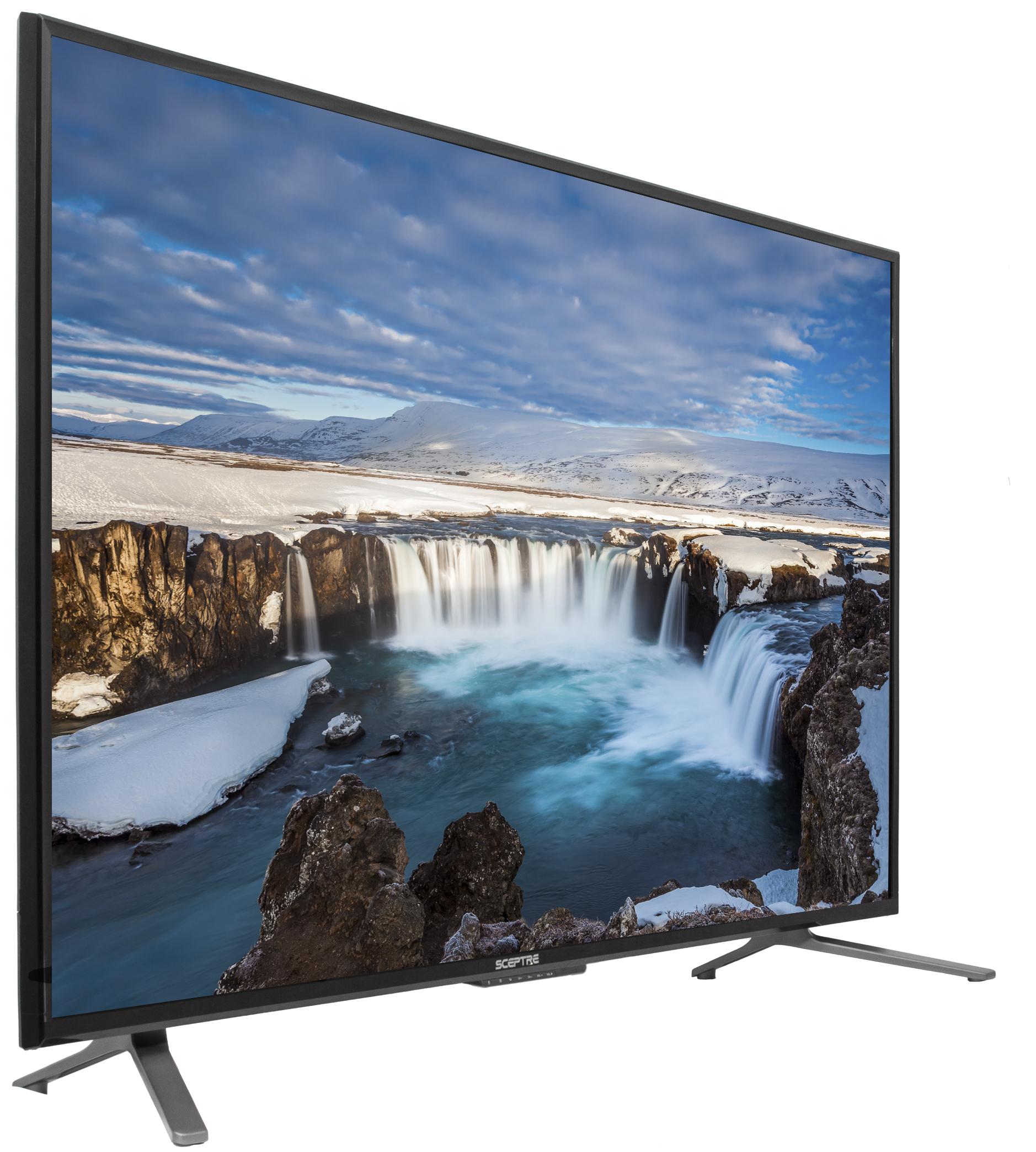 """Sceptre 55"""" Class 4K (2160P) LED TV (U550CV-U)"""