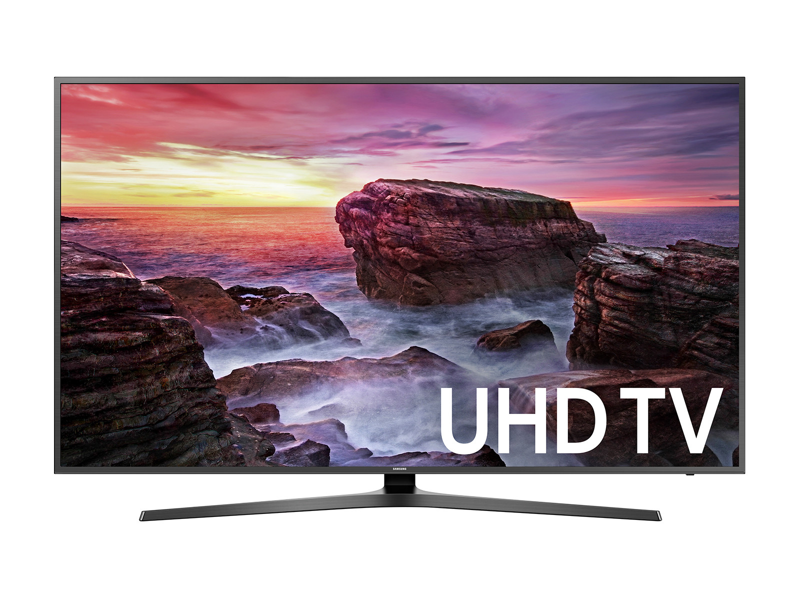 "Refurbished Samsung 75"" Class 4K (2160p) HDR Smart LED TV (UN75MU6070FXZA)"