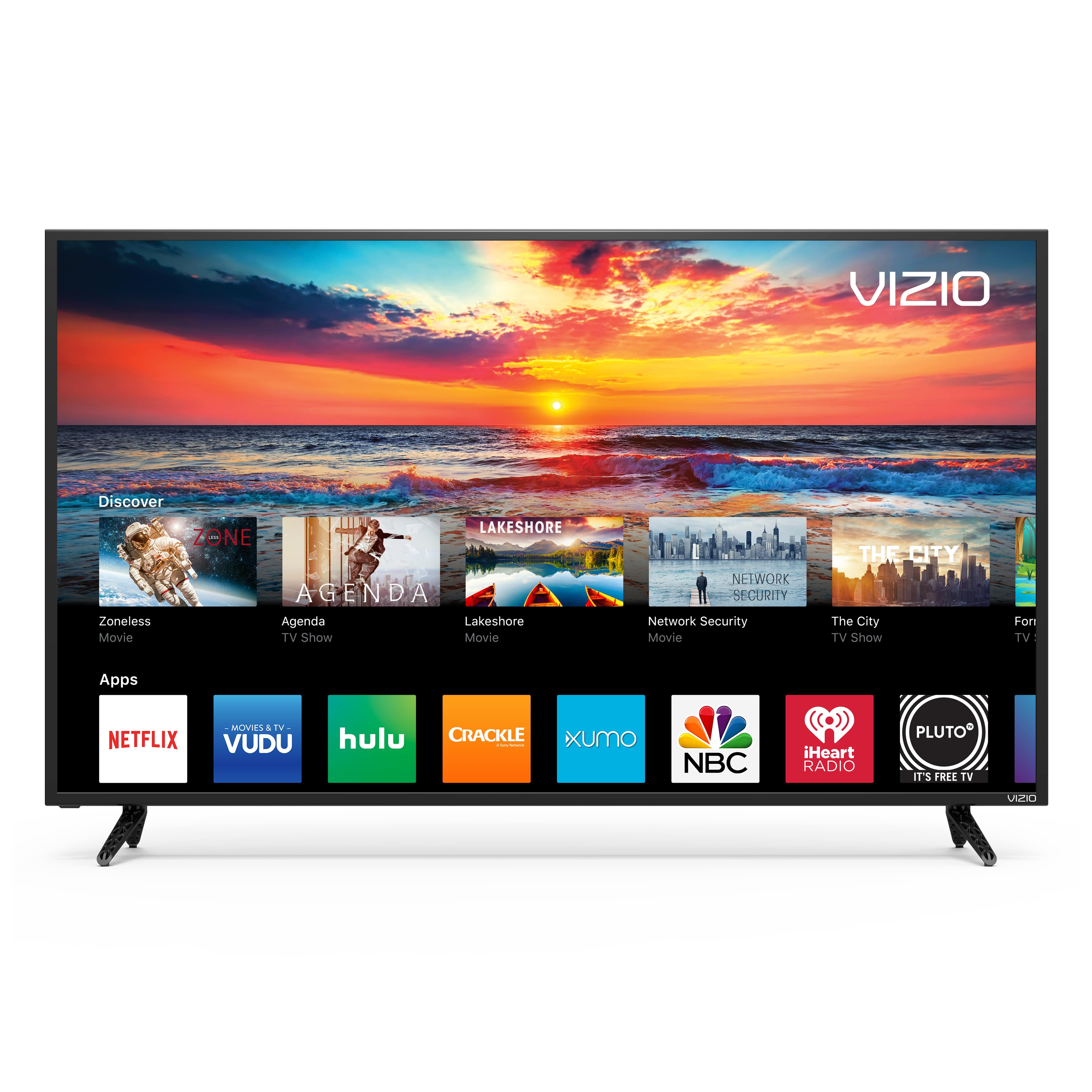 """VIZIO SmartCast D-Series 50"""" Class FHD (1080P) Smart Full-Array LED TV (D50f-F1) (2018 Model)"""