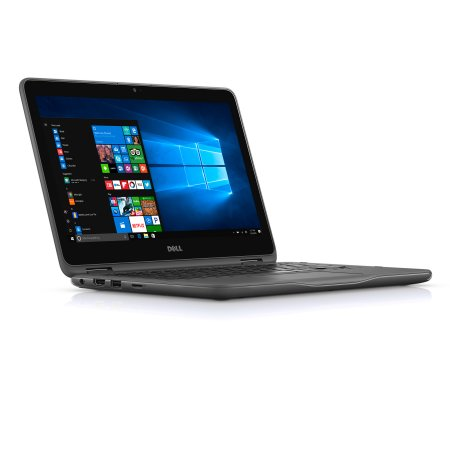 Dell - Inspiron 11 3000 2-in-1, 11.6-inch HD, Intel Pentium Processor N3710, 4GB 1600MHz DDR3L, 500GB 5400 RPM HDD, Intel HD Graphics