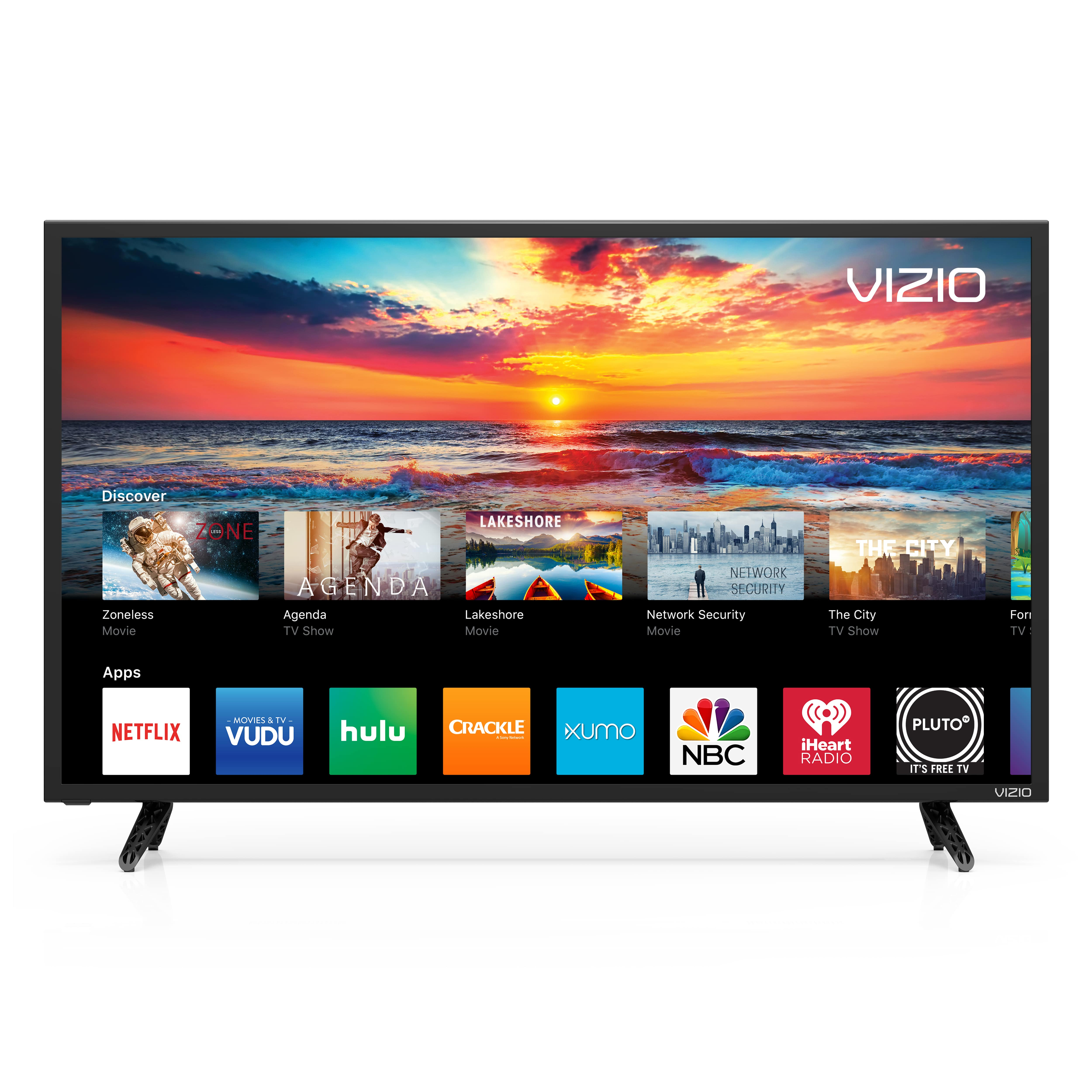 "VIZIO SmartCast D-Series 32"" Class FHD (1080P) Smart Full-Array LED TV (D32f-F1) (2018 Model)"