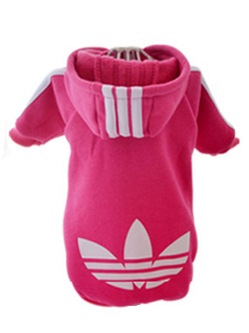 Pet Puppy Dog Cat Coat Clothes Hoodie Sweater Costumes Pink L Image 1 of 1 Tell us if something is incorrect Pet Puppy Dog Cat Coat Clothes Hoodie Sweater Costumes Pink L