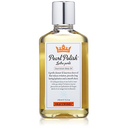 Anthony Shaveworks Pearl Polish Dual Action Body Oil, 5.3 oz.