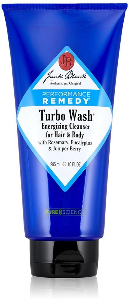 Jack Black For Men/turbo Wash Energizing Cleanser 10.0 Oz