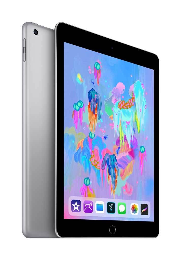 Apple iPad (Latest Model) 128GB Wi-Fi - Space Grey