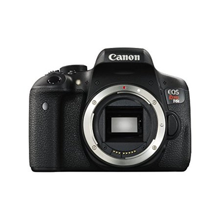 Canon EOS Rebel T6i DSLR CMOS Digital SLR Camera