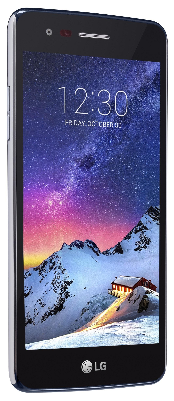 U.S. Cellular LG K8 2017 16GB Prepaid Smartphone, Blue
