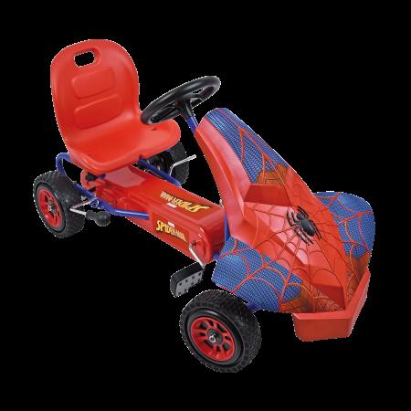 Marvel Spider-Man Pedal Go Kart