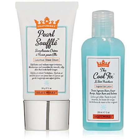 Shaveworks Get Smooth Duo , 1 oz