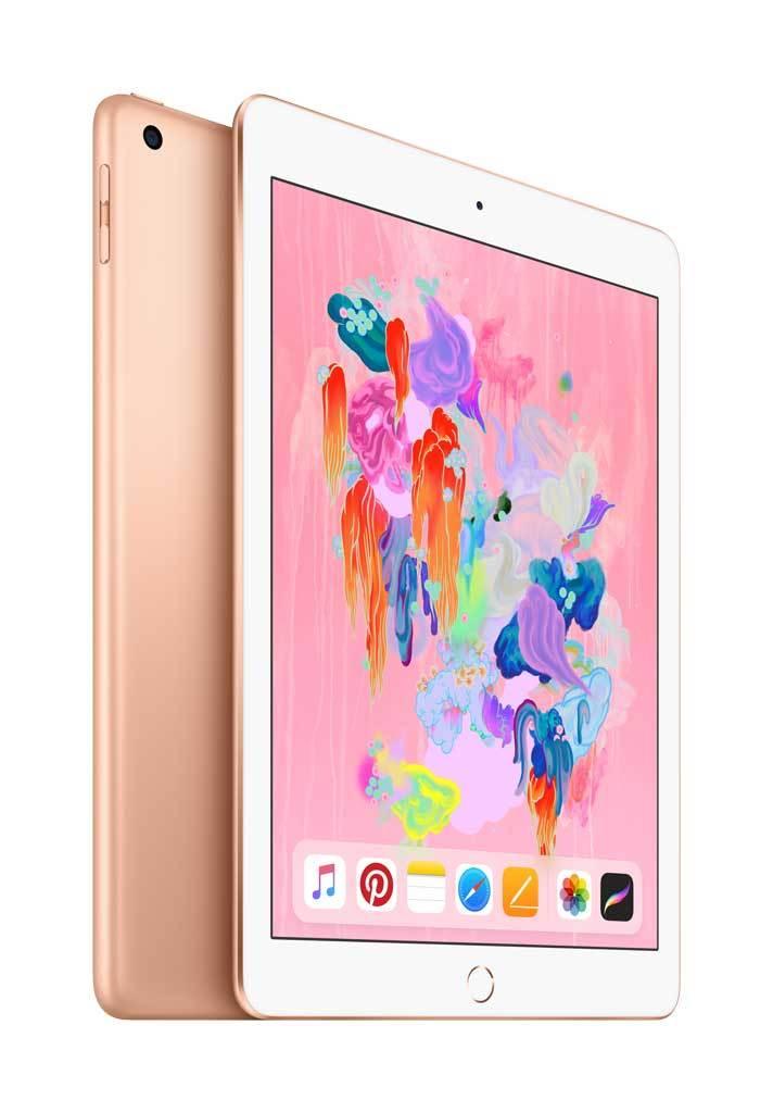 Apple iPad (Latest Model) 32GB Wi-Fi - Gold