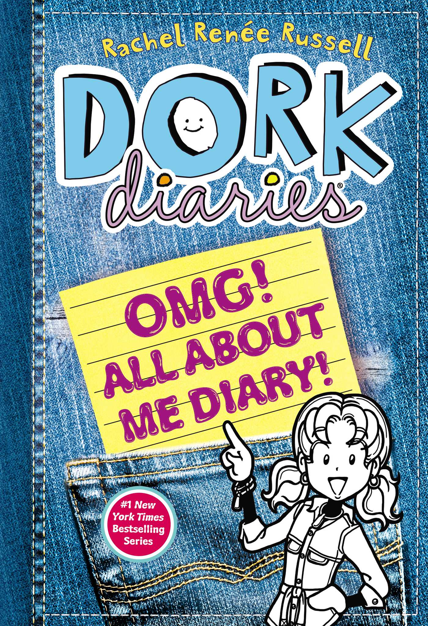 Dork Diaries OMG! : All About Me Diary!
