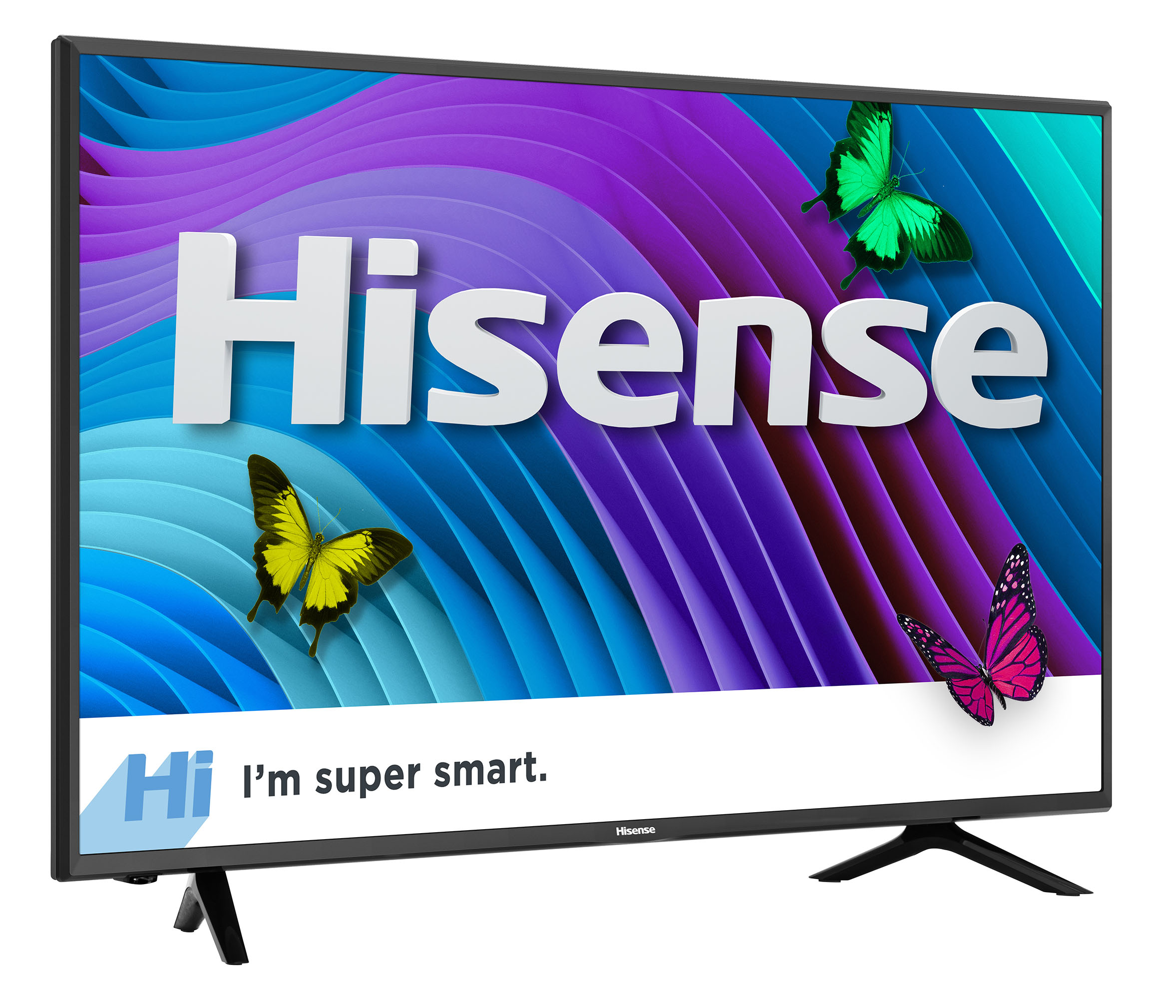 "Hisense 55"" Class 4K (2160p) Ultra HD Smart TV with HDR (55DU6500)"