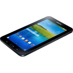 "SAMSUNG Galaxy Tab E Lite 7"" 8GB Tablet black - Micro SD Card slot - SM-T113NYKAXAR"