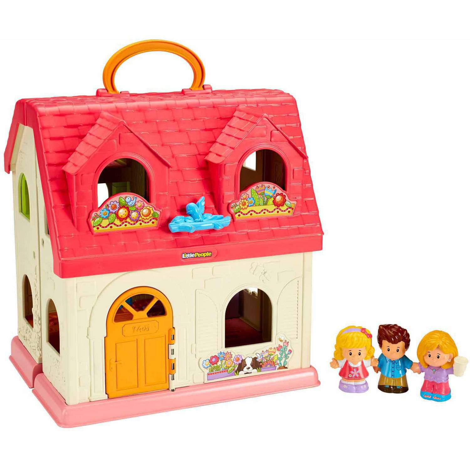 Little People Surprise & Sounds Home