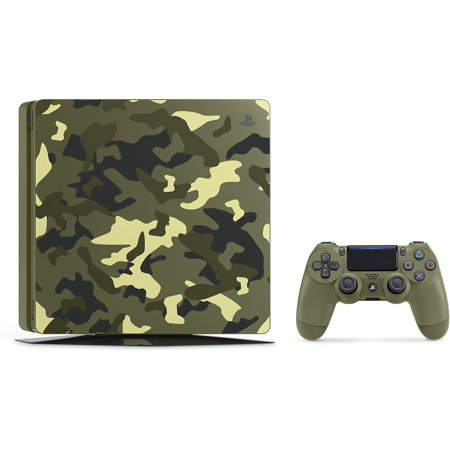 Sony PlayStation 4 1TB Call of Duty WWII Limited Edition Bundle, 3002200