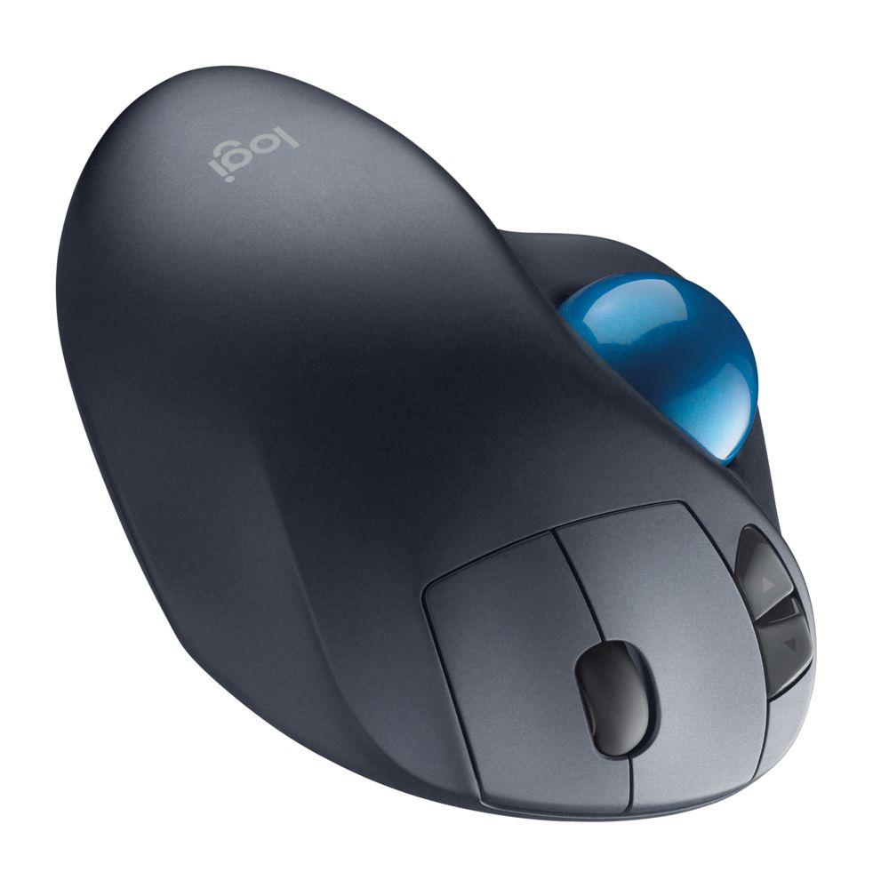 Logitech M570 Wireless Trackball Computer Mouse