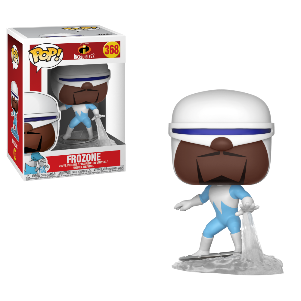 Funko Pop! Disney: Incredibles 2 - Frozone